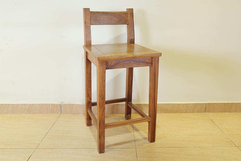 新中式吧臺椅
