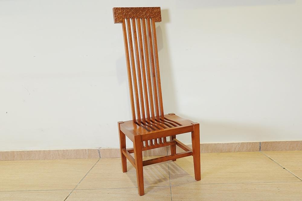 新中式祥云椅