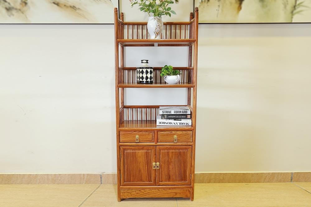 新中式紅木雜物柜